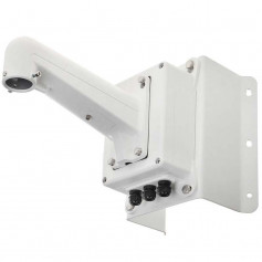 Hikvision DS-1602ZJ-BOX-CORNER support d'angle + boîte de dérivation pour dôme PTZ