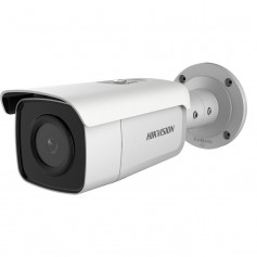 Caméra AcuSense Hikvision DS-2CD2T46G2-4I ultra HD 4MP Darkfighter et EXIR 2.0 IR 80m PoE