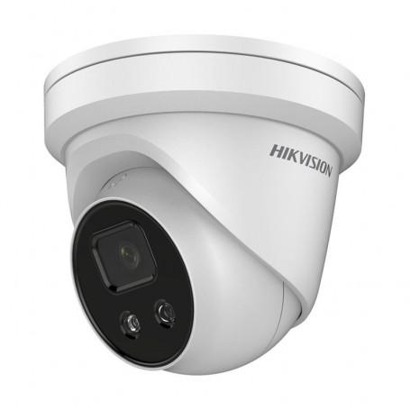 Hikvision Caméra IP Acusense DS-2CD2346G2-I full HD+ 4MP H265 Darkfighter IR 30m