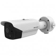 Caméra thermique et optique bi-spectre Hikvision DS-2TD2617-3/PA