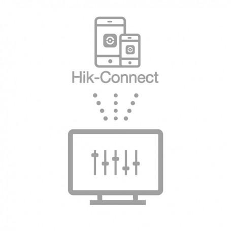 Configuration à distance Hik-Connect