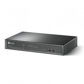 TP-Link TL-SF1008LP switch longue distance 250 mètres 8 ports dont 4 ports PoE/PoE+
