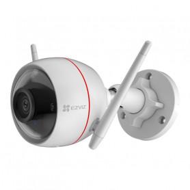Caméra de surveillance WiFi 4MP H265 avec vision de nuit en couleur EZVIZ C3W Pro