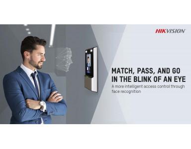 Hikvision lance ses terminaux de reconnaissance faciale